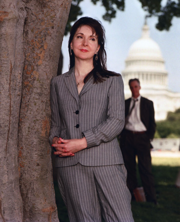 "The ""DC Madam"". She provided prostitutes to Washington DC politicians and then threatened to expose them. Vice President Dick Cheney was a client. Murdered on May 1, 2008 (aged 52)"