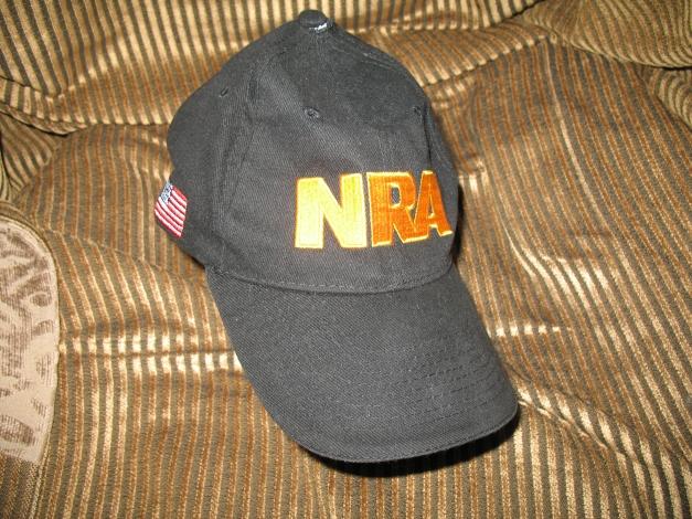 NRA Ballcap 1