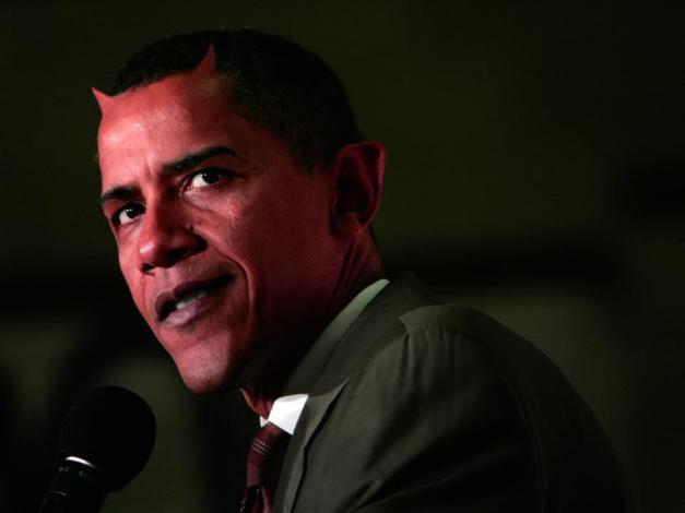 ObamaDevil