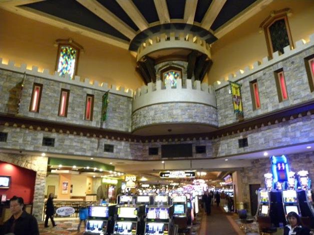 Mideval casino floorplan. Yuck!