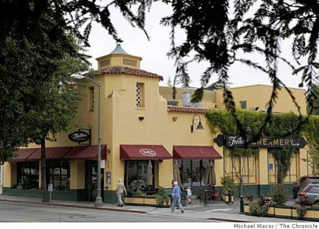 Fenton's Creamery in Oakland