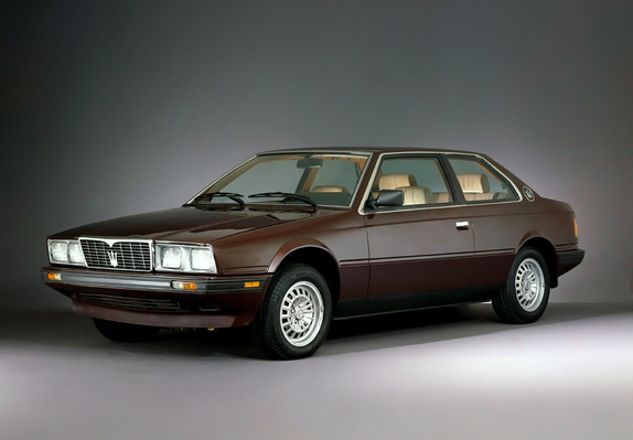 1982 Maserati