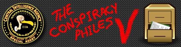 The Conpiracy philes CIA Buzzard drop shadow Transparent Header 175X660