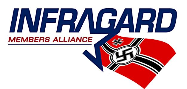 Infragard Nazi logo