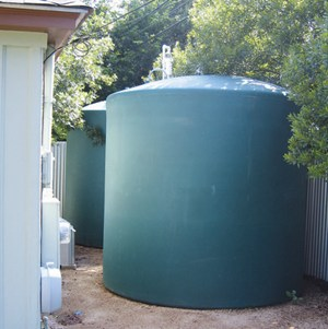 Residential Rainwater Collection system2