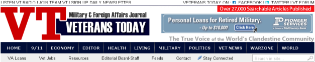 VeteransToday logo
