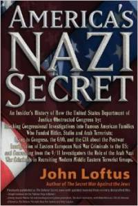 America's Nazi Secret book cover