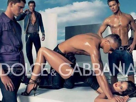 Dolce Gabbana rape