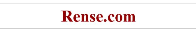 Rense.com logo