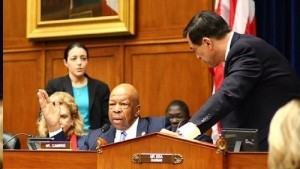 Rep. Elijah Cummings, D-Maryland