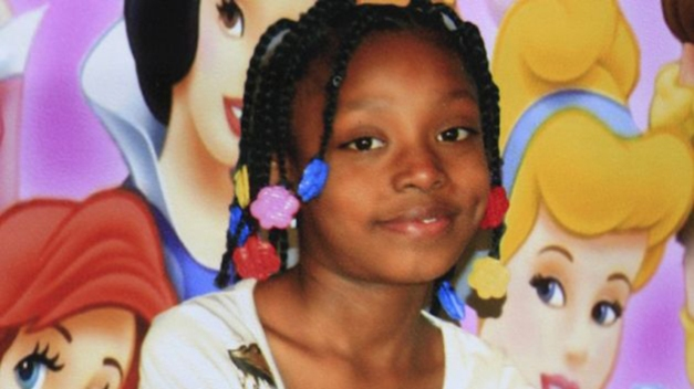 Seven year old Aiyana Stanley Jones, shot in head by police.