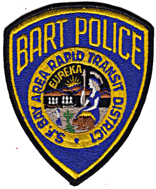 Bart Police patch