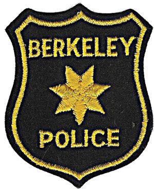 Berkeley police patch2