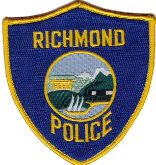 Richmond police patch