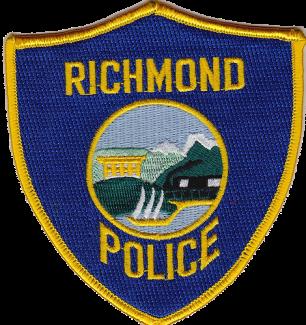Richmond police patch