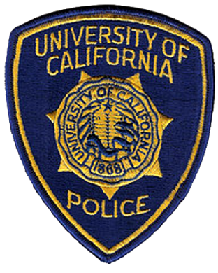 UC Police patch