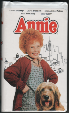 Annie_video_tape_cover