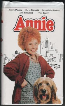 Annie_video_tape_cover
