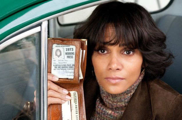 One of my favorite movies with one of my favorite actresses. Halle Berry in Cloud Atlas.