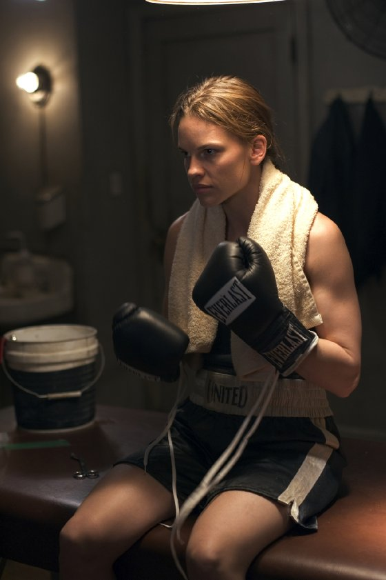 One of my favorite movies. Hilary Swank delivers a knock out performance.