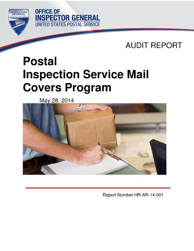 Protecting Mail Covers in Law Enforcement Investigations-hr-ar-14-001-001
