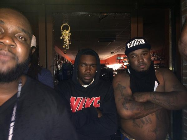 Ferguson, MO — A group of Ferguson residents who happened to have dark skin, armed with pistols and AR-15 rifles, descended upon a business which happened to be owned by a person with light skin.