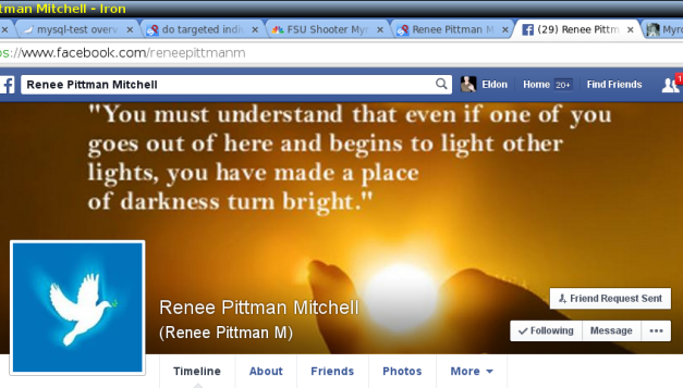 Renee Pittman Mitchell Facebook logo(1)