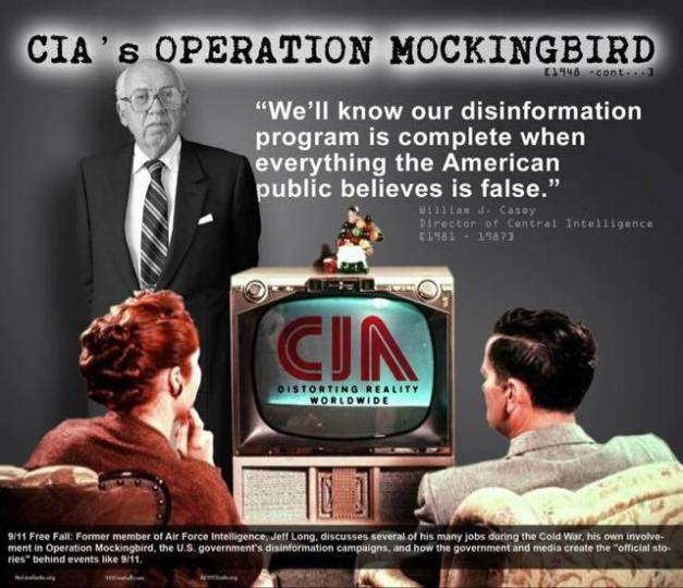 Image result for CIA Connections of Leading Truthers and Racialists