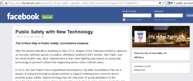 City of San Pablo Facebook Surviellance page_2014-12-25_020832