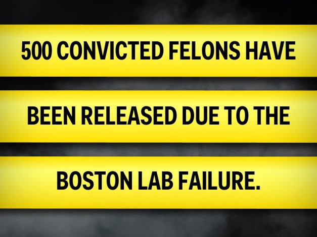 500 released due to false felony convictions