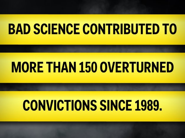Bad Science get hundreds of convictions overturned