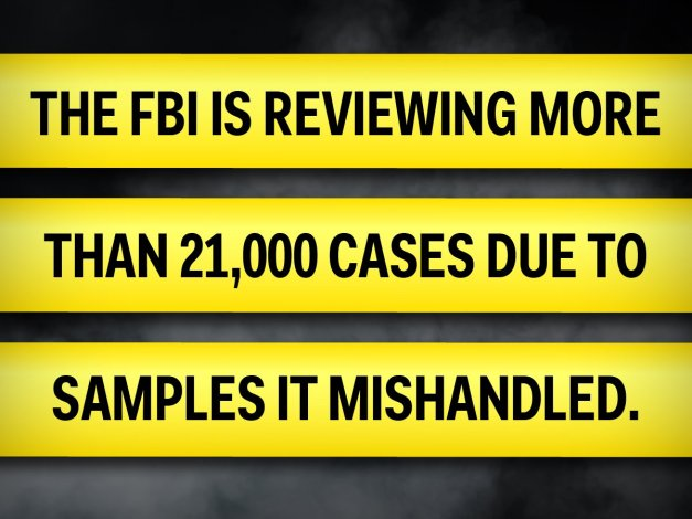 FBI forensic lab misconduct could affect 2,600 convictions, 45 death row cases