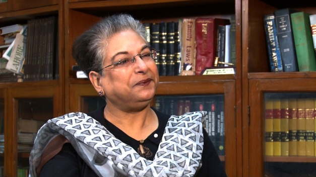 Hina Jilani (Lawyer and Human Rights Activist)