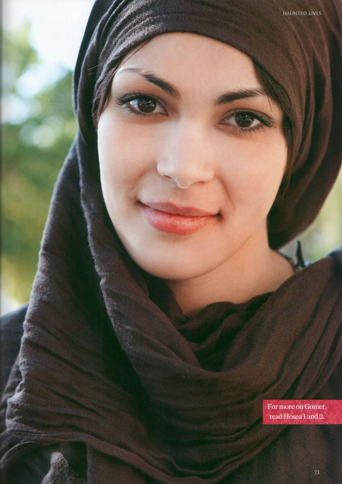 Фото девушек в платках на голове мусульманки