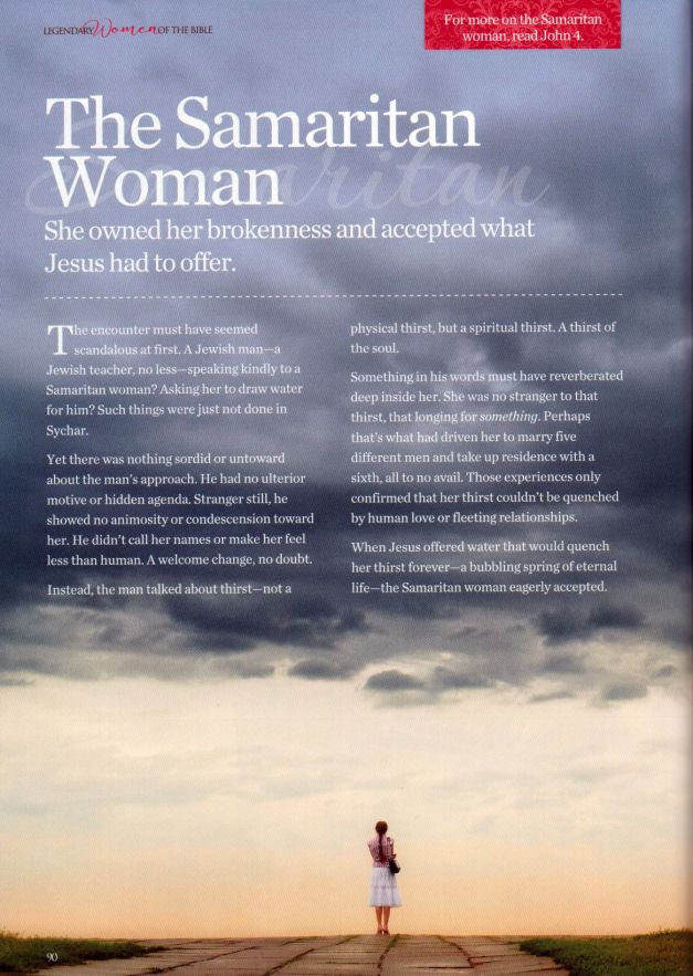 Legendary Women Of The Bible page 90