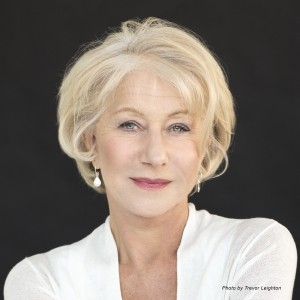 Academy Award Winning Actress Helen Mirren, Narrator