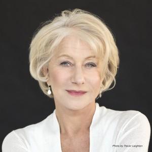 Academy Award Winning Actress Helen Mirren, Narrator