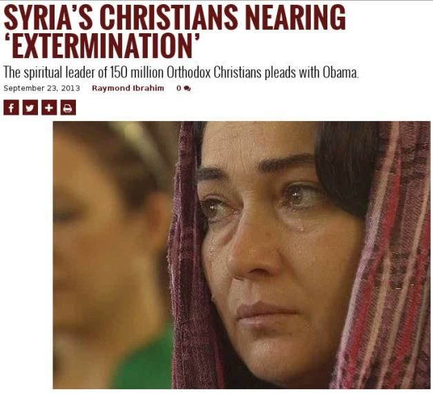 Syrian_Christian_woman_crying_2013
