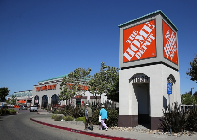 My Home Depot (store #643) on May 21, 2013 in El Cerrito, California.